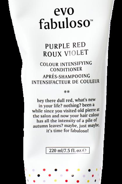 EVO Fabuloso Purple Red Treatment
