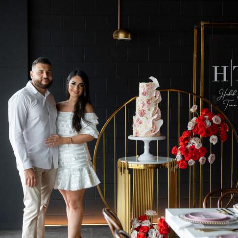 Engagement: Habib + Tina