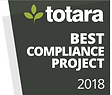 Totara Awards Badges_2018_Best Complianc