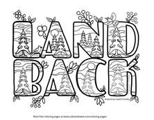 Land back by Hawlii