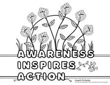 Awareness inspires action
