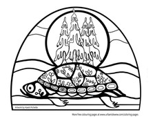 Turtle island by hp