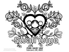 Pink Shirt Day 2021 By Hawlii Pichete