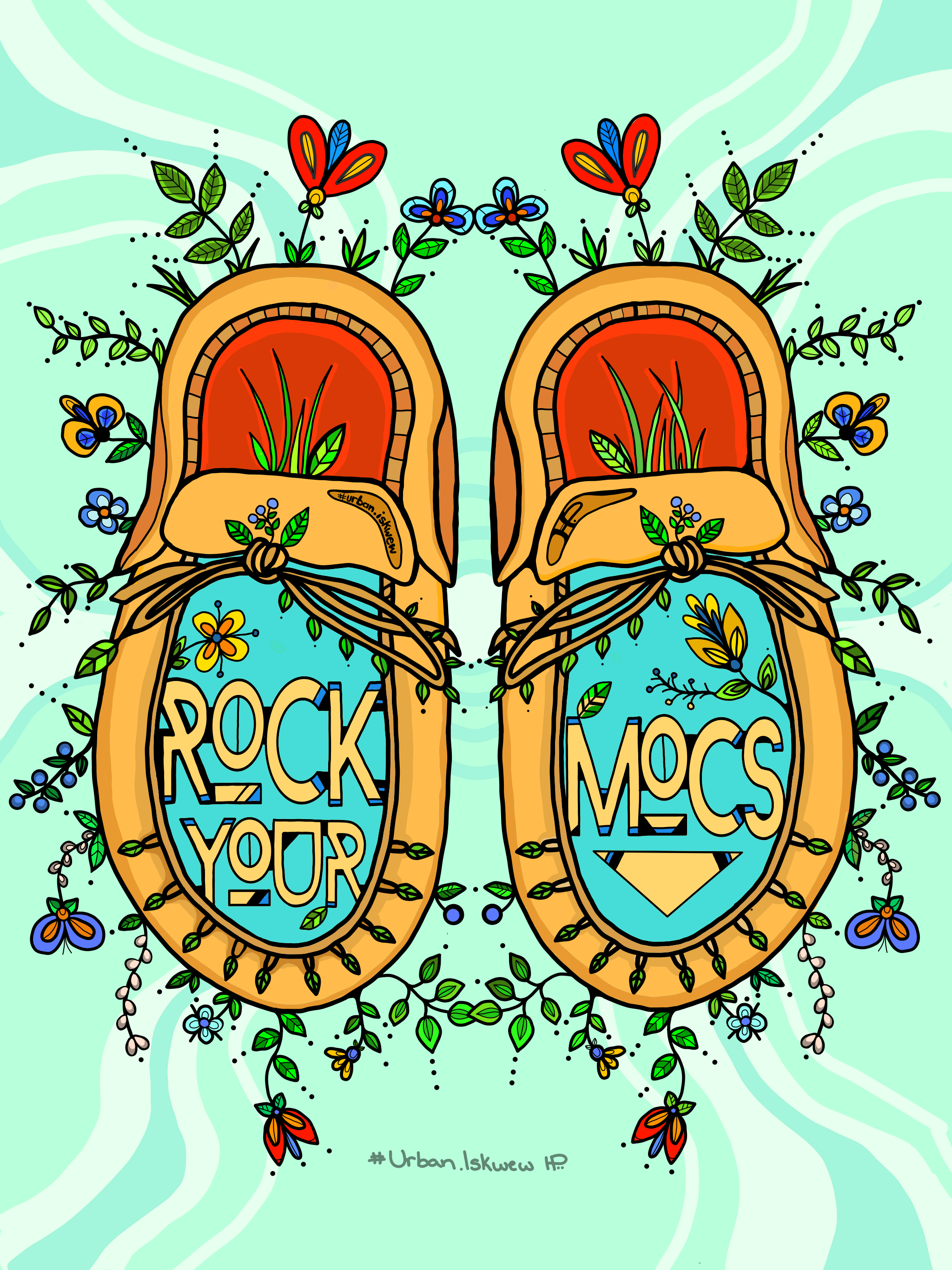 ROCK YOUR MOCS