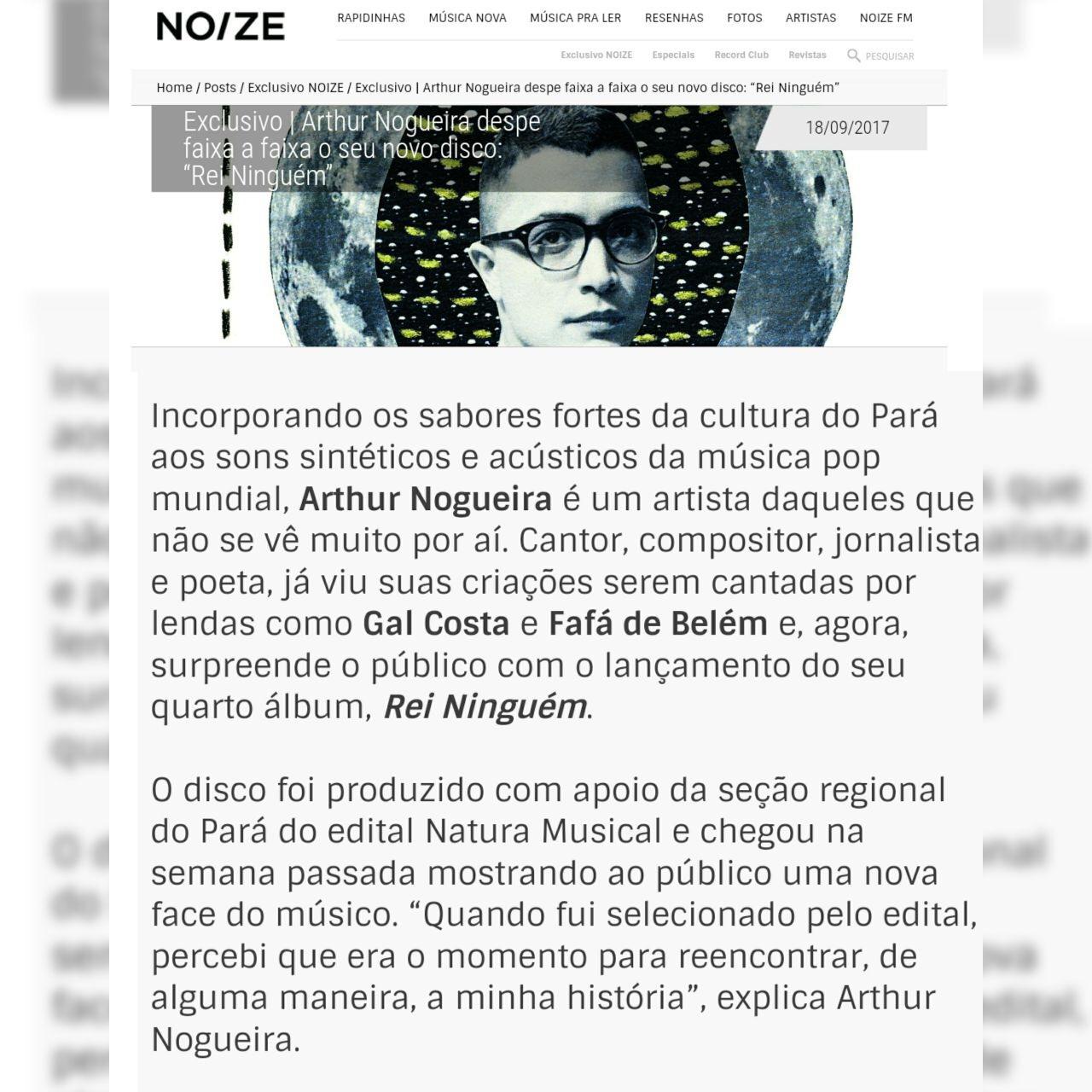 Revista Noize