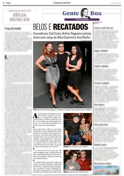 Gente Boa - O Globo (RJ)