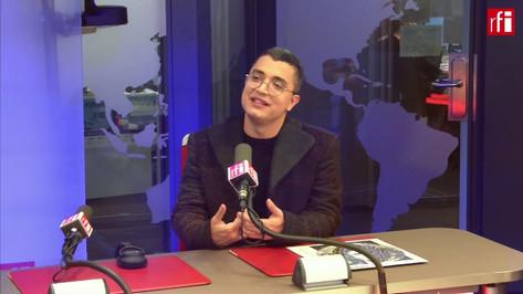 Entrevista na RFI (Paris)