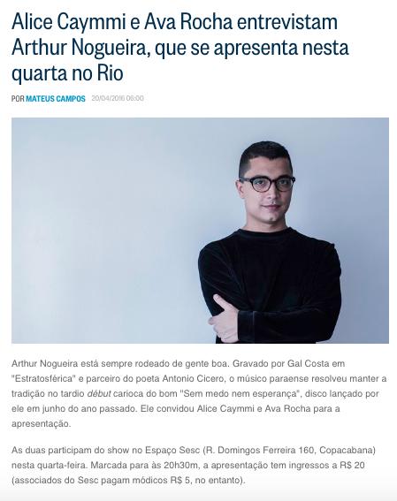 Amplificador - O Globo (RJ)