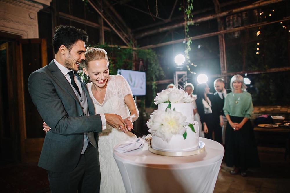 Wedding Planer @vlasenko_wedding Decor and Floristics @gallery_of_miracles Cake @mashacake_kiev