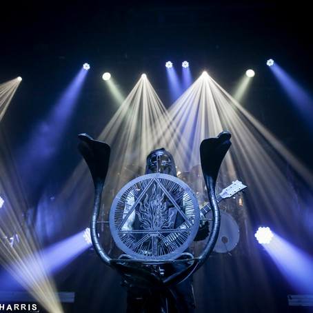 Behemoth, At the Gates, Wolves in the Throne Room live photos from Atlanta!