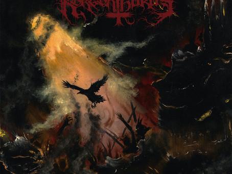 "KORGONTHURUS ""Kuolleestasyntynyt"" Album Review!"