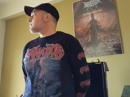 Interview with Metal Album Cover Artist,  Juanjo Castellano Rosado!