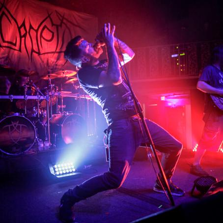 Psycroptic Live Photos from Atlanta!