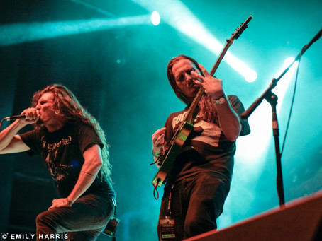Summer Slaughter Live Photos from Toronto and Atlanta!