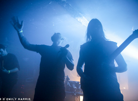 Allegaeon and Paladin Live Photos from NYC!