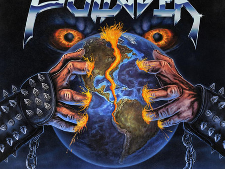 "Pounder ""Breaking the World"" Album Review!"