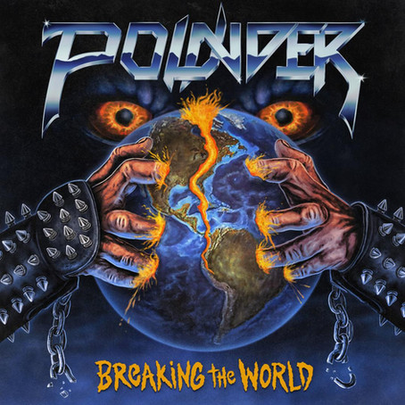 """Pounder """"Breaking the World"""" Album Review!"""