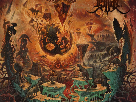 Wil Cifer's Top 10 Heavy Albums of 2016