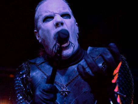 Dark Funeral, Belphegor, Incantation Live Photos from Atlanta!