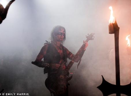Morbid Angel, Watain, Incantation Live Photos from Atlanta!