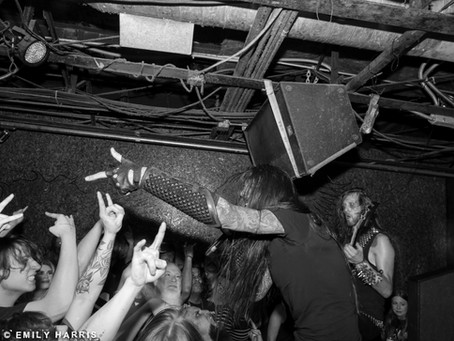 Goatwhore, Withered, Cloak Live Photos from Atlanta