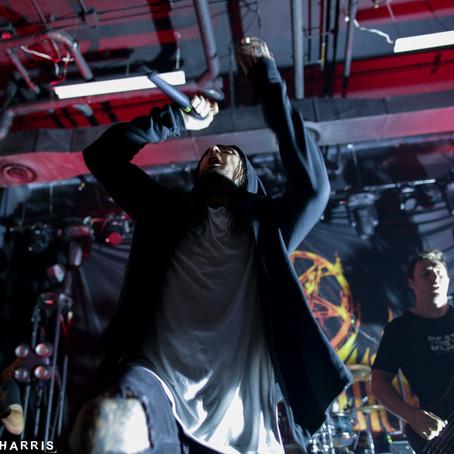 Decapitated/Thy Art is Murder/Fallujah Live photos from Atlanta!