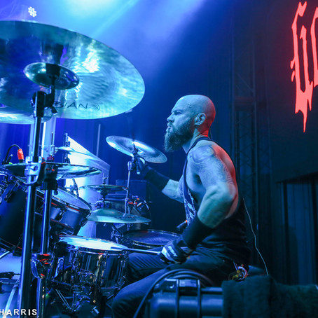 Goatwhore Live Photos from Austin and Dallas!