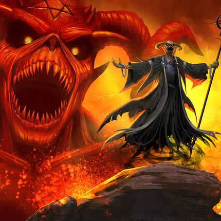 Iron Maiden : Legacy of the Beast Mobile Game Sneak Peak!