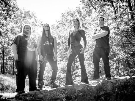 Interview with Doomstress Alexis of the Texas Doom Band Doomstress!