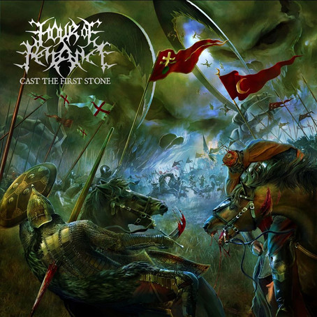 """Hour of Penance """"Cast The First Stone"""" Album Review"""