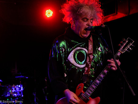 Melvins Live Photos from Toronto!