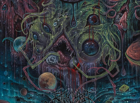 "Revocation ""The Outer Ones""  Album Review!"