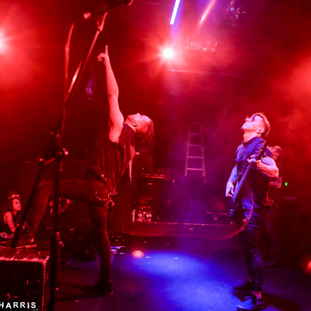 Beyond Creation, Fallujah Live Photos from Atlanta and Greenville!