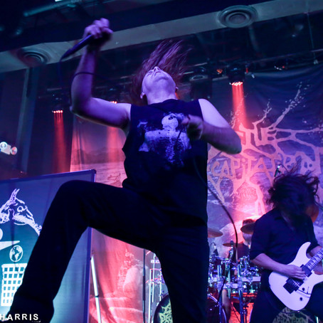 Cattle Decapitation/Revocation/Full of Hell/Artifical Brain Live Photos from Atlanta!