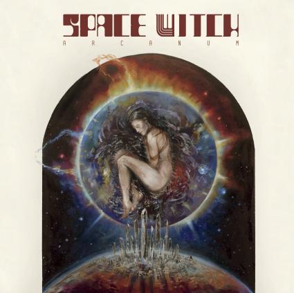 "Space Witch ""Arcanum"" Album Review"
