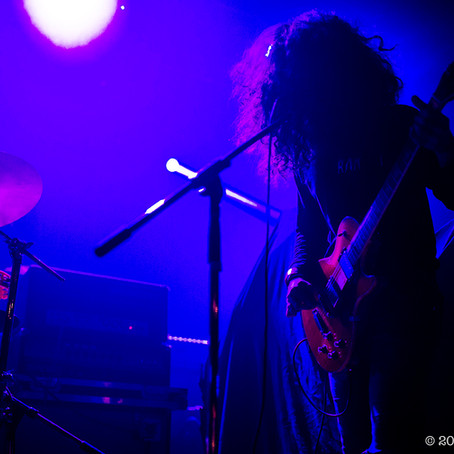 Neurosis, Bell Witch, Deaf Kids Live Photos from Toronto!