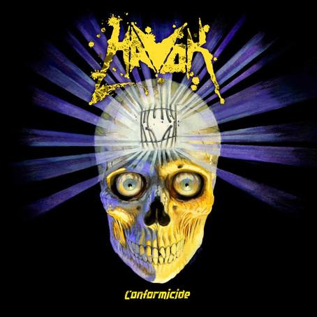"Album Review Havok's ""Conformicide"""