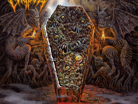 """Crypta """"Echoes of the Soul"""" Album Review!"""