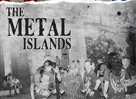"""The Metal Islands"" Documentary Film premieres Oct. 25th!"