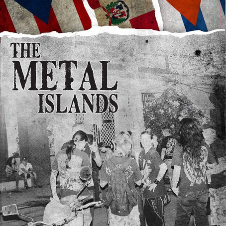 """""""The Metal Islands"""" Documentary Film premieres Oct. 25th!"""