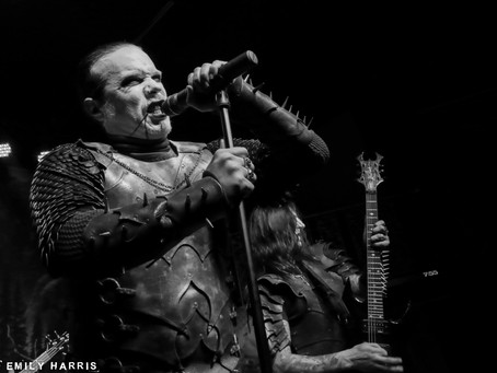Septicflesh, Dark Funeral, Thy Antichrist Live Photos and Review from Atlanta!