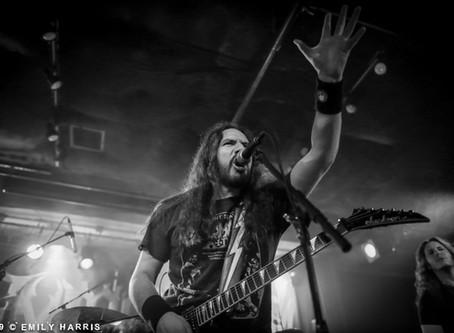 Exmortus Live Photos from Athens, Ga!