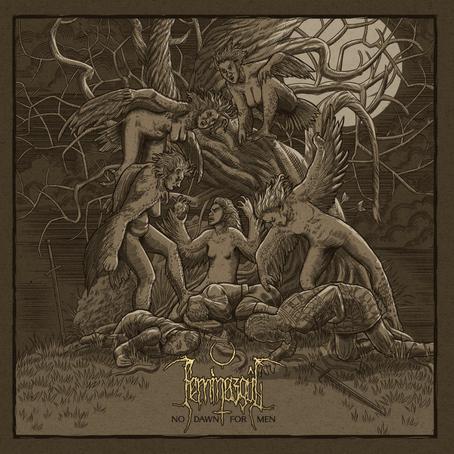 """Album Review of Feminazgul """"No Dawn For Men""""!"""