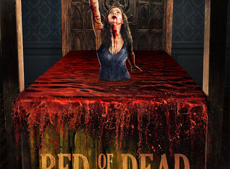 Bed of the Dead - Movie Review