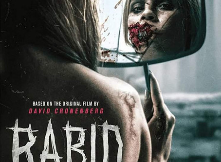 Film Review:  Rabid by the Soska Sisters