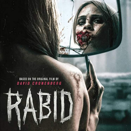 Film Review:  Rabid by the Soska Sisters