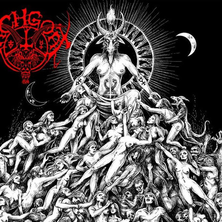 "Archgoat ""The Luciferian Crown"" Album Review!"