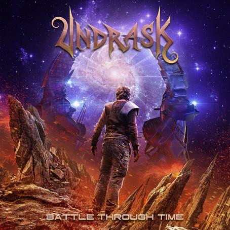 """Undrask """"Battle Through Time"""" Album Review"""