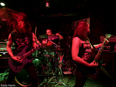 Atlanta's Paladin is ready to shred your face off!