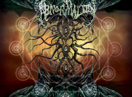 "ABNORMALITY ""Sociopathic Constructs"" Album Review!"